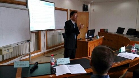 There could not be a better guide to Chinese business than professor Haisu Wang.