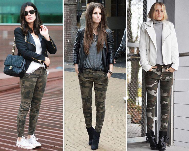 pantalones camuflaje bershka - Buscar con Google