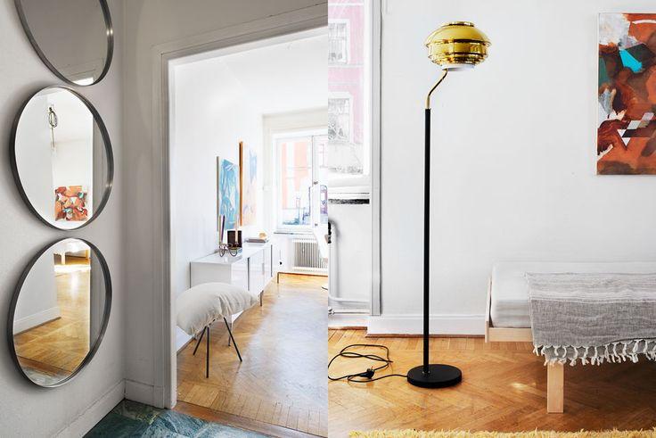 25 beste idee n over hal spiegel op pinterest kleine entreehallen kleine zaal en kleine ingang - Ingang huis idee ...