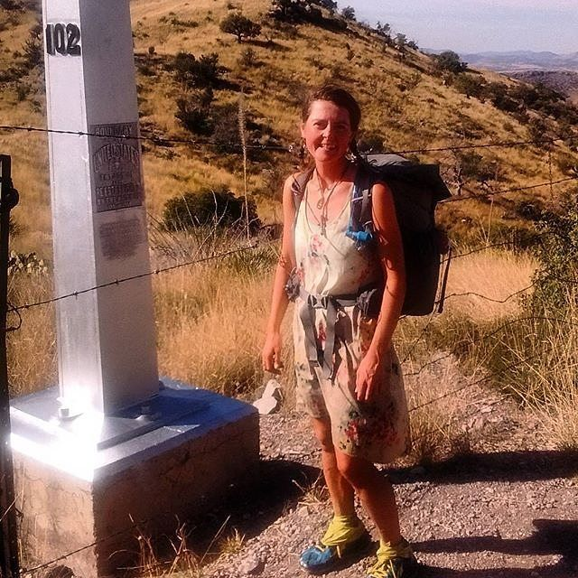 "We are so proud and happy for our friend for completing yet another trail with the FKT! Congrats Anish! :) ""19 days 17 hours 9 minutes!!! New Overall Self supported FKT of the Arizona Trail!!! As far I know, I am the only person to concurrently hold the self supported Fastest Known Time on 3 National Scenic Trails. #azt16 #livingthedream 📷: @anishhikes"""