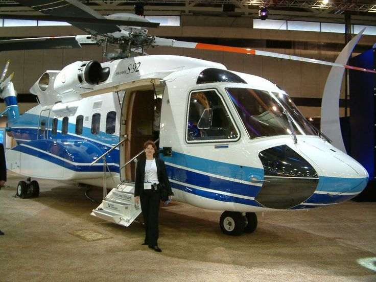 Millionaire Toys Global: Luxury VIP Helicopter Sikorsky S-92
