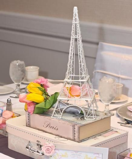 Paris theme!!!! SO ME!!!