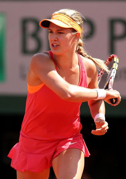 Eugenie Bouchard Photos - Day Six: The Championships - Wimbledon 2014 - Zimbio