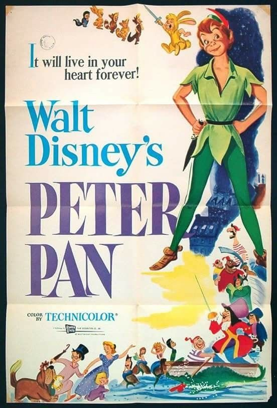 Peter Pan (1953) -Watch Free Latest Movies Online on Moive365.to