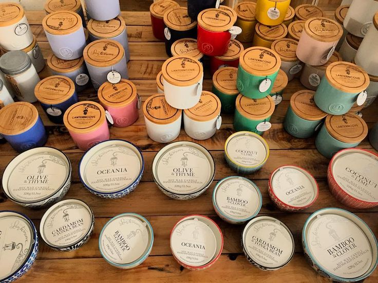 COLOUR & MORE COLOUR // your favourite @lanterncoveaustralia candles have been restocked. Available in store or online http://ift.tt/1bnYKAe #candles #christmasgifts #lanterncove #twigandmoss