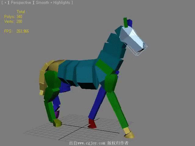 Horse Walk Ref