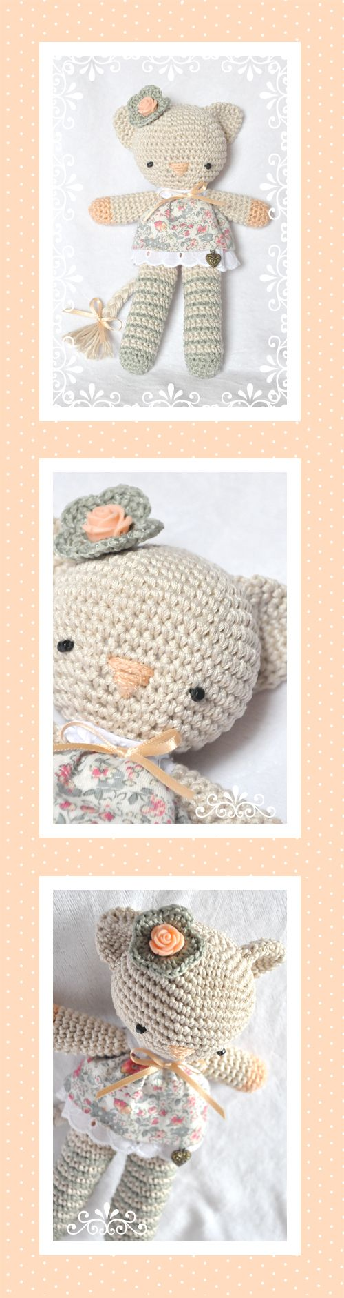 235 best Haken knuffels / / crochet cuddly toys images on Pinterest ...