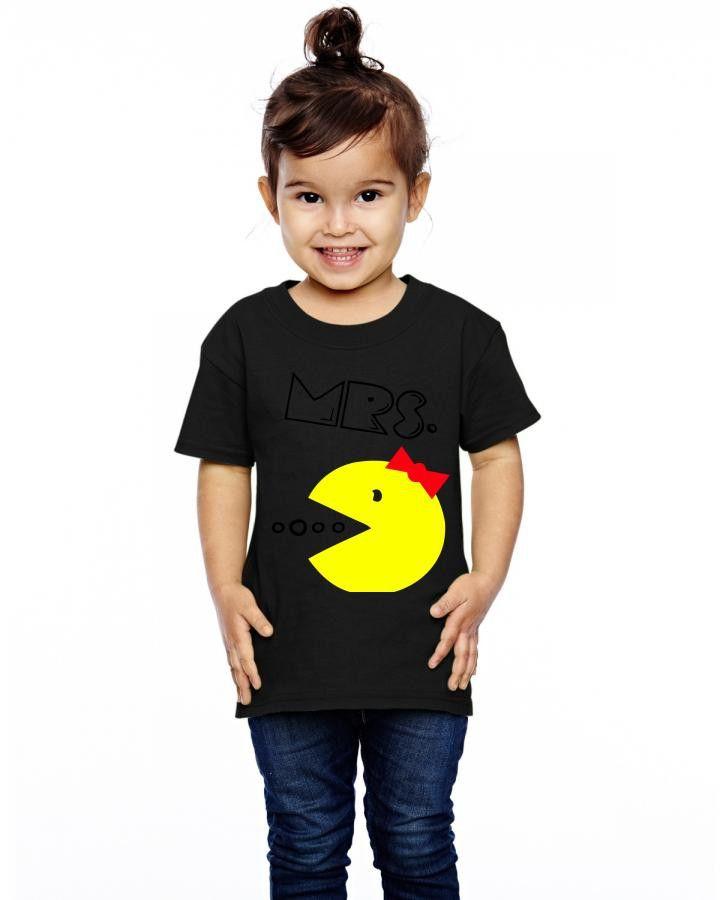 packman mrs Toddler T-shirt