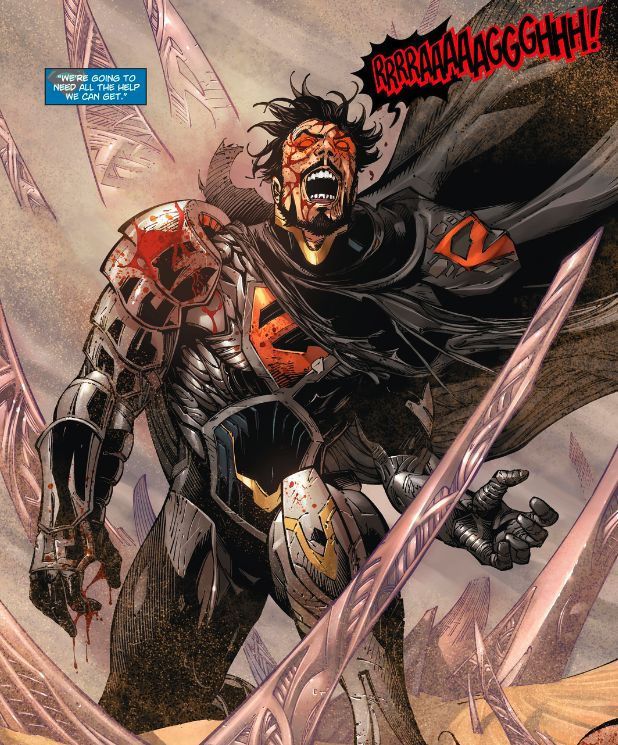 General Zod screenshots, images and pictures - Comic Vine
