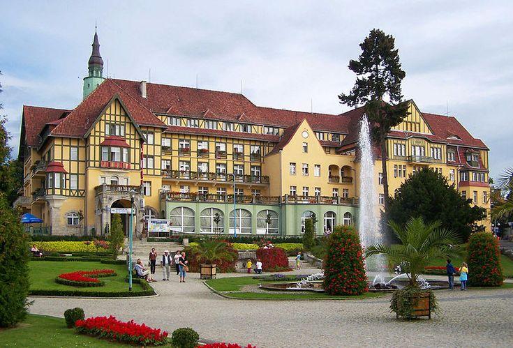 Najlepsze hotele w Kudowie-Zdroju - http://www.wakacja.com.pl/najlepsze-hotele-kudowie-zdroju/
