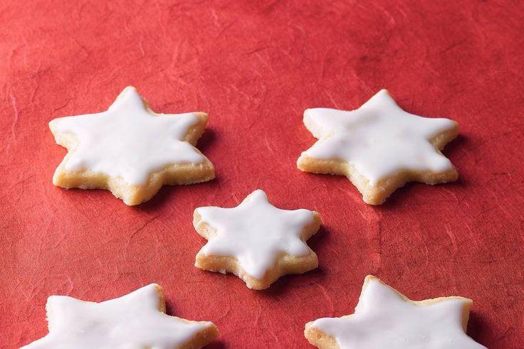 Geglazuurde (kerst)koekjes - Recept - Allerhande