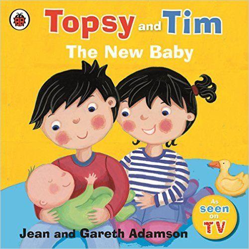 Topsy and Tim: The New Baby: Amazon.co.uk: Jean Adamson, Belinda Worsley…