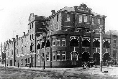 The Great Northern Hotel in Newcastle,in the Hunter region of New South Wales (year unknown).