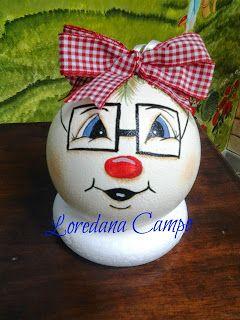 Il Bosco Incantato di Loredana Campo: lavori natalizi