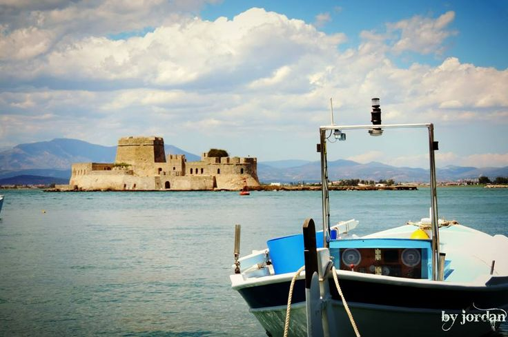 #nauplio #greece #bourtzi #castle