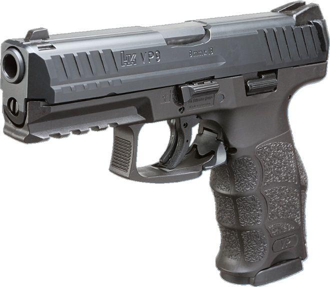 New Gun: Heckler  Koch officially announces the striker-fired VP9
