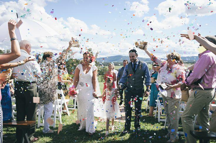 Calais Estate, Hunter Valley. Rebecca and Scott wedding by @The Follans. #wedding #weddingvenue #australia