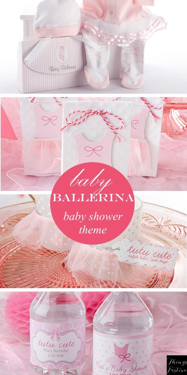 baby shower theme idea baby ballerina baby shower themes baby shower