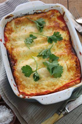 Spinach, Mushroom & Ricotta Cannelloni | Crush Magazine