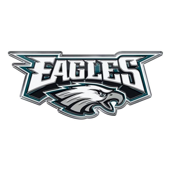 Philadelphia Eagles Auto Emblem Color Alternate Logo