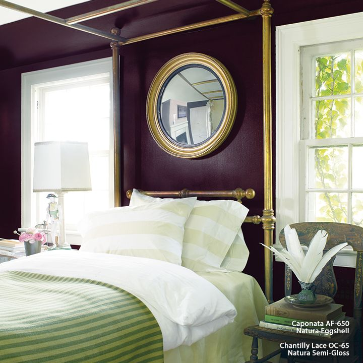 Benjamin Moore 2015 Color Of The Year Best Interior Paint Colors Country Living In This Photo Walls Caponata
