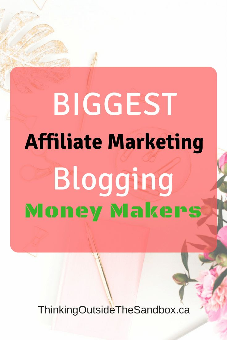 In this article, I'm going to expose the top 3 biggest affiliate marketing blogging money makers and most profitable affiliate networks people have made millions of dollars from. #AffiliateMarketing #Passive #PassiveIncome