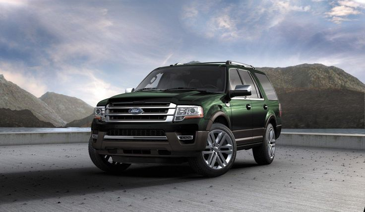 2016 Ford Expedition King Ranch © Ford Motor Company