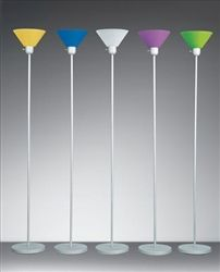 Useful For Studying - Vibrant College Floor Lamp - Dorm Room Essentials