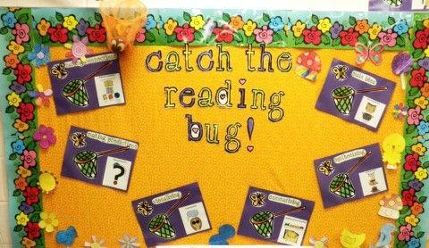 library bulletion boards   Library Bulletin Boards and Classroom Ideas   MyClassroomIdeas.com