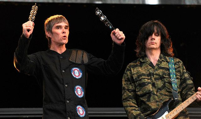 The Stone Roses add two extra Manchester dates following 'unprecedented' demand for tickets