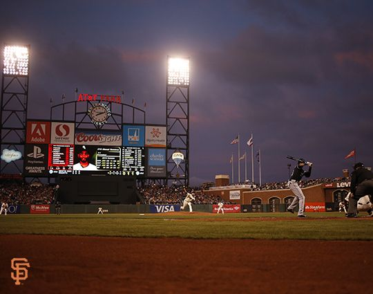 AT&T Park, nothing like it!