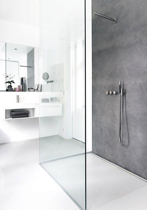 Golvbrunn Linje - Linjär golvbrunn i klassisk, tidlös design