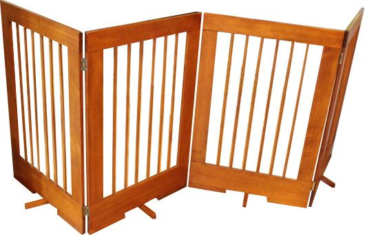 4 Panel Tall Pet Gate