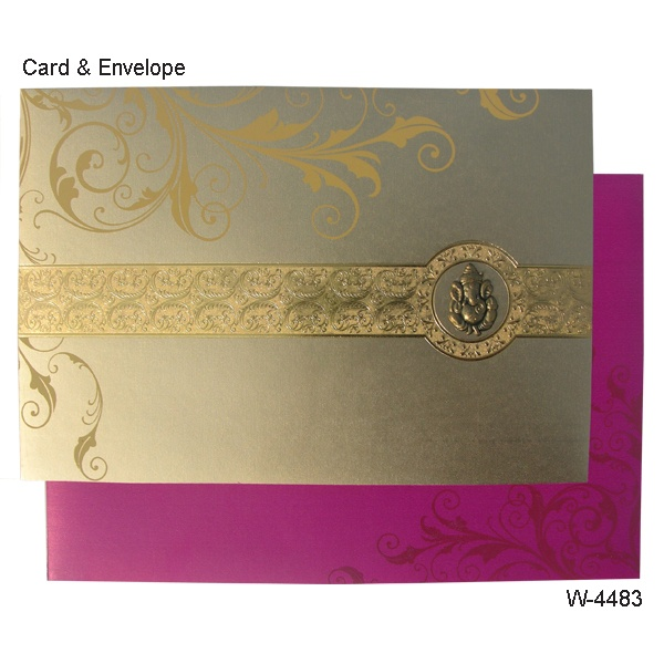 The 25 best Hindu wedding cards ideas – Hindu Wedding Invitation Cards Designs