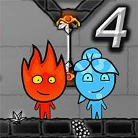 """Fireboy and Watergirl 4 is the final part of this series. This time the challenge lies in the """"Crystal portals"""". Are you up to take on the challenge?                  https://www.freegames66.com/fireboy-and-watergirl-4"""