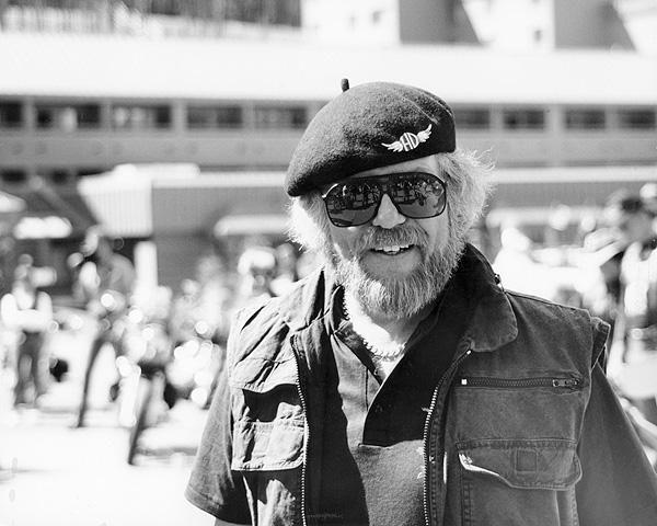 Willie G Davidson: Willie G Davidson Of The Harley Davidson Clan.