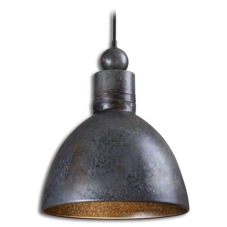 Uttermost Lighting Uttermost Adelino 1 Light Pendant 21976