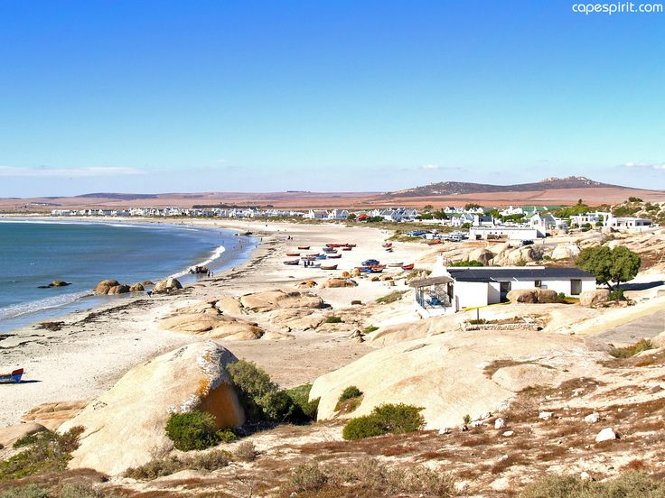 Paternoster South Africa - we will see each other again :)