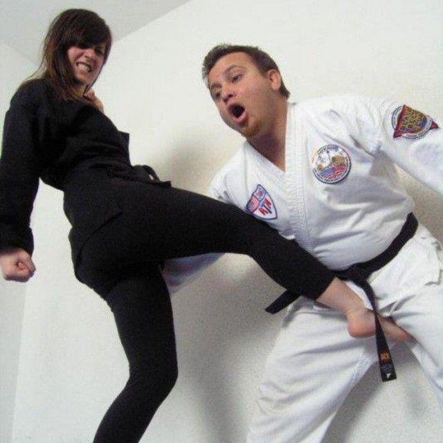 Karate chords by tenacious