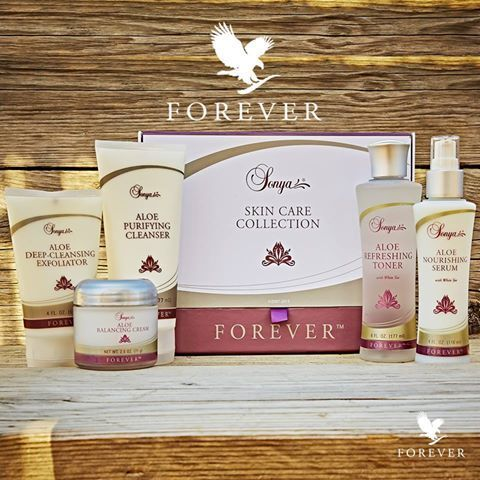 The Sonya® Skin Care Collection contains five fundamental elements for cleansing, moisturizing and maintaining overall skin condition and appearance.  https://www.youtube.com/watch?v=YIuygqqH3Ls http://360000339313.fbo.foreverliving.com/page/products/all-products/5-skin-care/282/usa/en Need help? http://istenhozott.flp.com/contact.jsf?language=en Buy it http://istenhozott.flp.com/shop.jsf?language=en