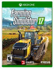 Boxshot: Farming Simulator 17 by Maximum Games