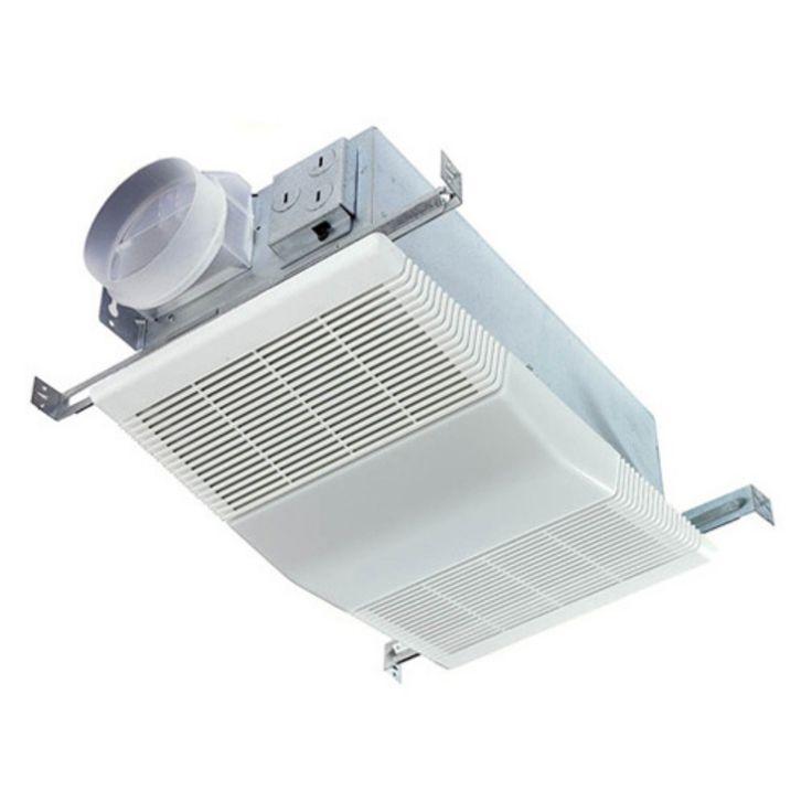 best bathroom exhaust fan with light