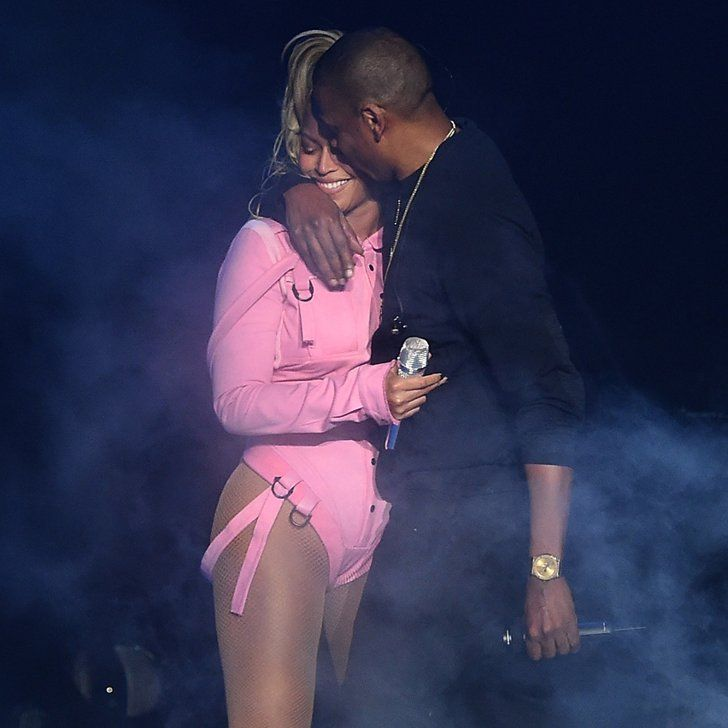 Beyoncé and Jay Z Take Their Love Back to the Stage