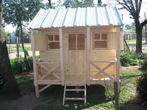 1287786711 131197175 1 fotos de casitas cabana de madera