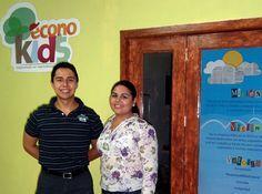 Econo Kids - niños emprendedores Tec Monterrey