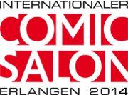 16th International Comic-Salon Erlangen 2014