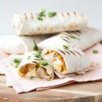 Caesar burrito's met kip