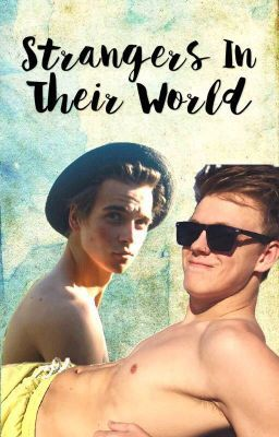 Strangers in Their World - I missed U #wattpad #fanfiction