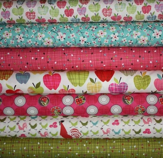Last one sale farmdale crossing fabric by alexander henry for Sewing fabric for sale