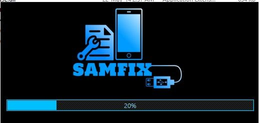 SamFix Tool Cracked One Click Baseband SN Repair And FRP